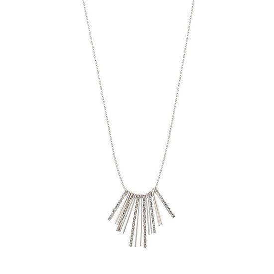 Bold Elements 18 Inch Cable Pendant Necklace