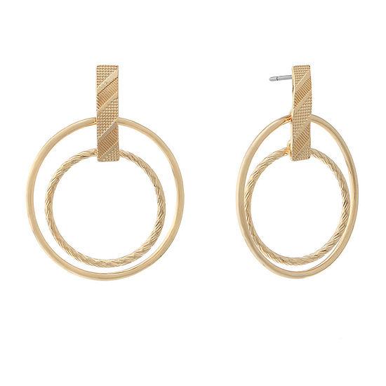 Monet Jewelry 1 Pair Drop Earrings