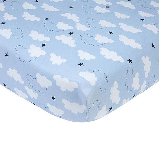 Carter's Take Flight Crib Sheet Crib Sheet