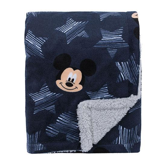 Disney Mickey Hello World Baby Blanket - Unisex