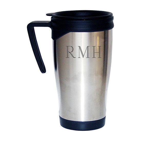 Engravable Stainless Steel Thermal Coffee Mug