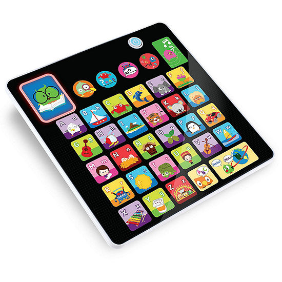 Kidz Delight Smooth Touch Alphabet Toddler Learning Tablet