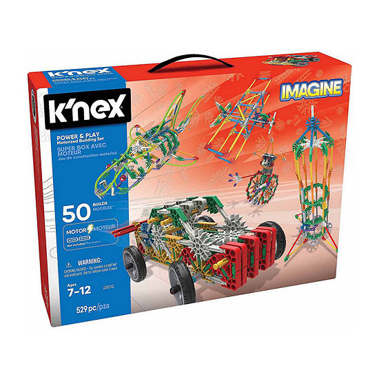 Knex Imagine Power - Play Motorized Building Set