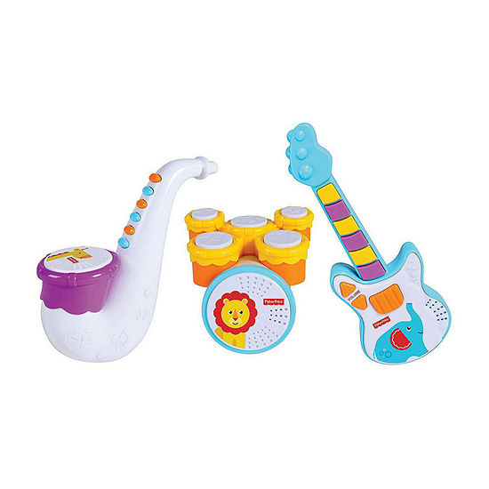 Fisher-Price Big Boom Band Set