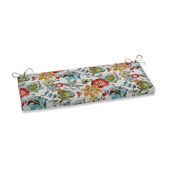 "Pillow Perfect 40"" Outdoor Alatriste Bench Cushion"