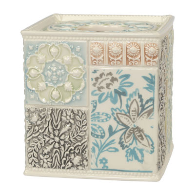 Creative Bath Veneto Tissue Box Cover