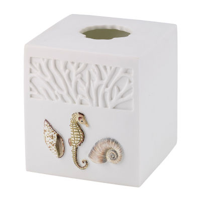 Avanti Destin Tissue Box Cover