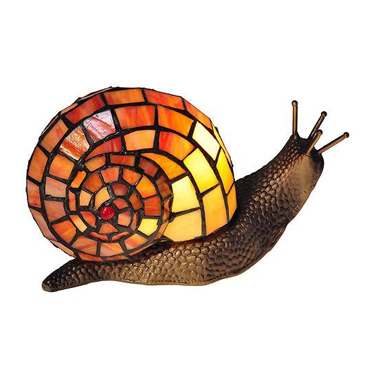 Dale Tiffany™ Tiffany Snail Accent Lamp