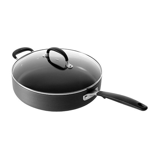 "OXO® 12"" Hard-Anodized Nonstick Sauté Pan with Lid"