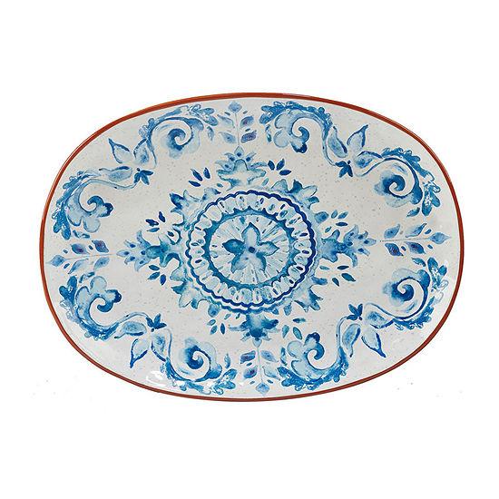 Certified International Porto Serving Platter