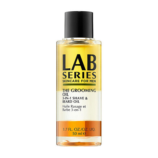 Lab Series For Men The Grooming Oil 3-In-1 Shave & Beard Oil
