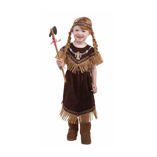 Toddler Lil' Native American Princess Costume