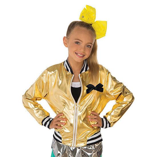 Jojo Siwa Yellow Hair Bow