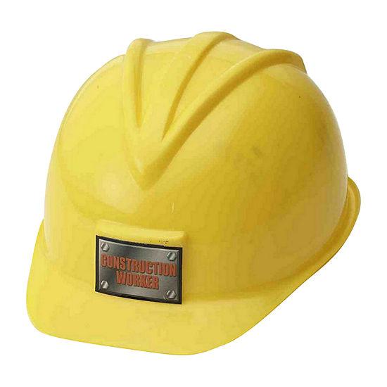 Children'S Construction Hat Costume