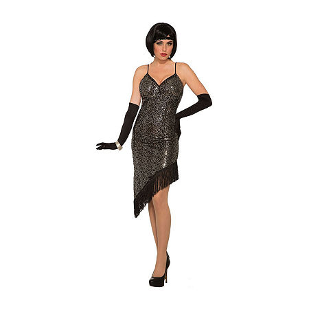 1920s Costumes: Flapper, Great Gatsby, Gangster Girl Twilight In Sequin Womens Costume One Size  Multiple Colors $35.99 AT vintagedancer.com