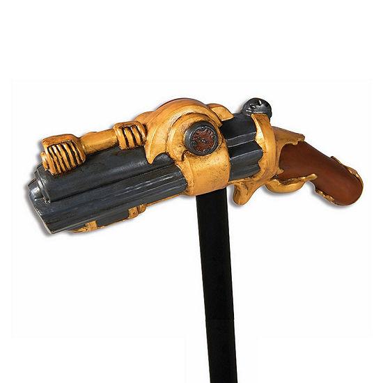Steampunk Pistol Cane