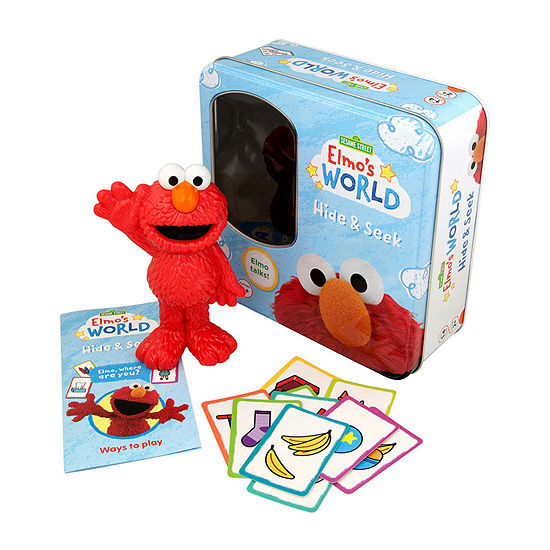 Identity Games Elmo'S World Hide & Seek