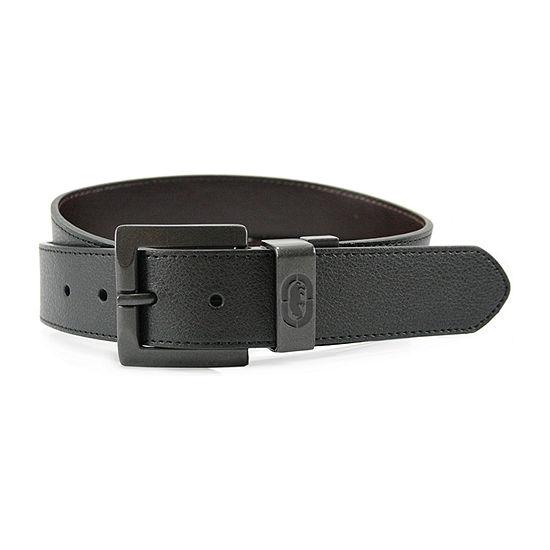Ecko Unltd Mens Reversible Belt