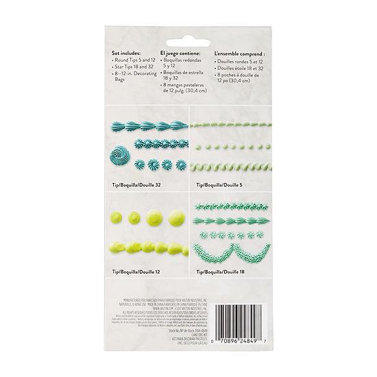Wilton Brands 12-pc. Cake Decorating Tip