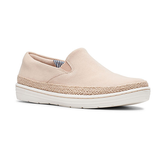 Clarks Womens Marie Pearl Slip-On Shoe Round Toe
