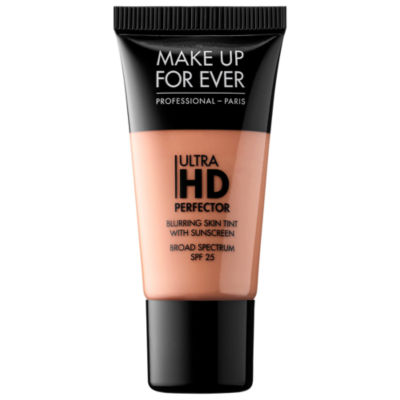 MAKE UP FOR EVER Ultra HD Perfector Skin Tint Foundation SPF 25 - Mini