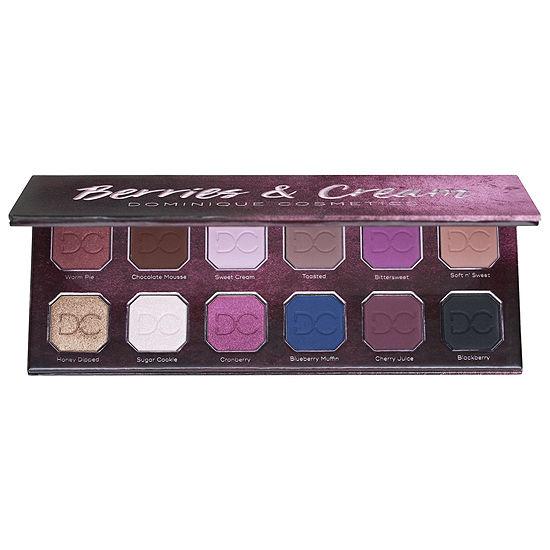 DOMINIQUE COSMETICS Berries & Cream Eyeshadow Palette