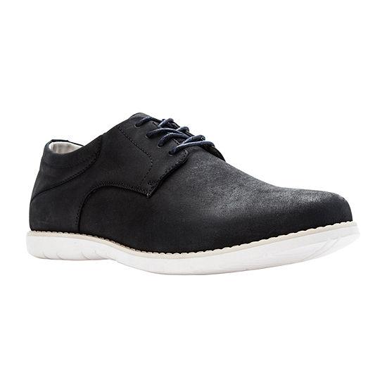 Propet Mens Grisham Lace-up Round Toe Oxford Shoes