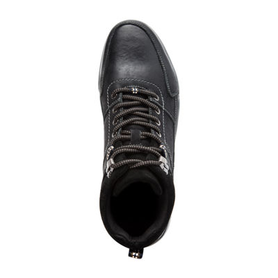 Propet Mens Lance Lace-up Round Toe Oxford Shoes