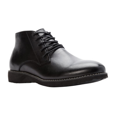 Propet Mens Grady Lace-up Round Toe Oxford Shoes