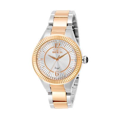 Invicta Womens Two Tone Bracelet Watch-28343