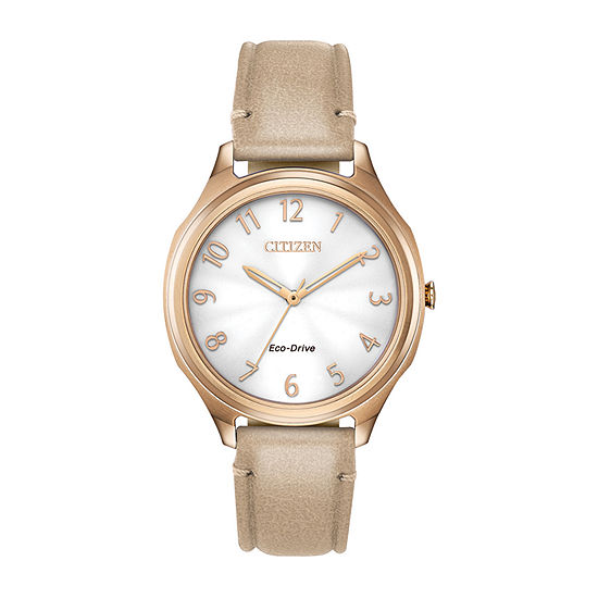 Drive from Citizen Womens Strap Watch-Em0753-01a