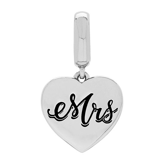 PS Personal Style Heart Charm