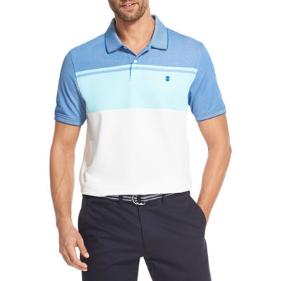 IZOD Advantage Performance Polo Mens Cooling Short Sleeve Polo Shirt