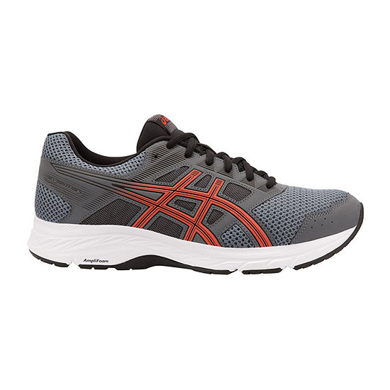 Asics Gel Contend 5 Mens Lace-up Running Shoes