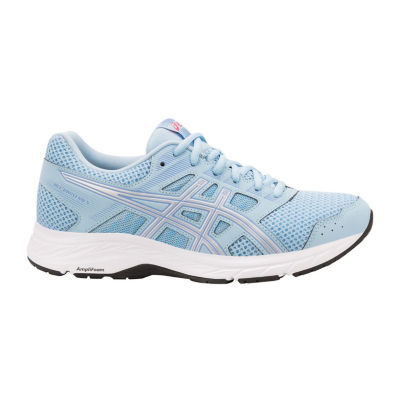 Asics Contend 5 Womens Lace-up Running Shoes