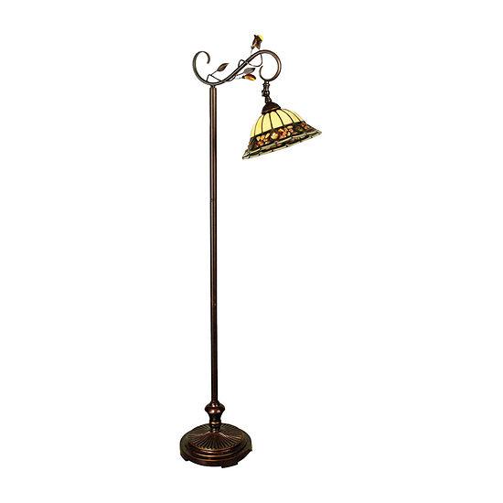 Dale Tiffany™ Downbridge Floor Lamp