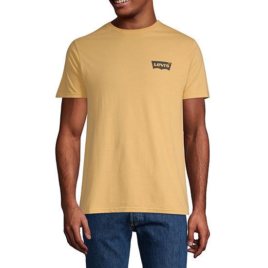 Levi's Men's Graphic Crew Neck Short Sleeve T Shirt