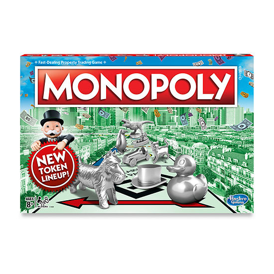 Monopoly Classic Board Game