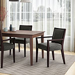 O'Neil Woven Dining Arm Chair 2-Pack