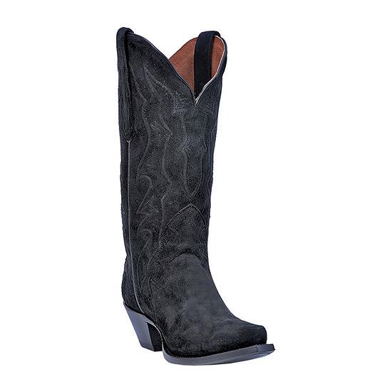 Dan Post Womens Lana Block Heel Cowboy Boots