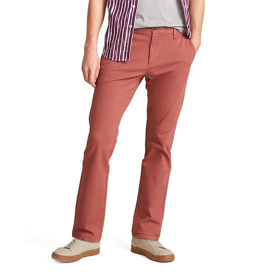 Dockers-Big and Tall Mens Classic Fit Flat Front Pant