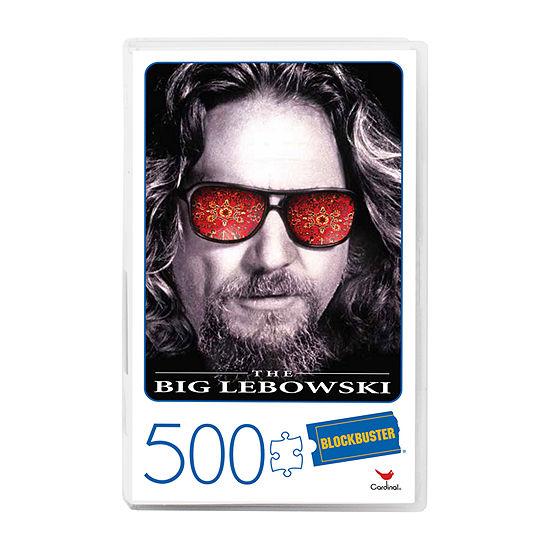 Big Lebowski Blockbuster 500 Pc Puzzle