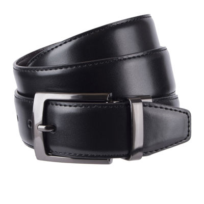 Stafford® Reversible Feather-Edge Men's Belt - Big & Tall
