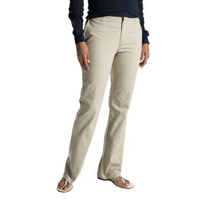 Dickies® Misses Slim Fit Stretch Bootcut Pants - Tall