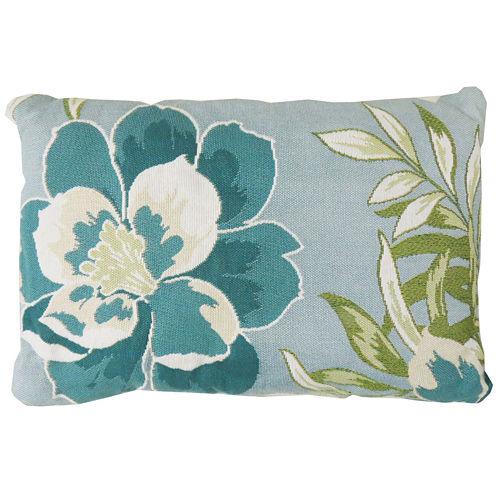 Park B. Smith®  Coastal Blossom Tapestry Decorative Pillow