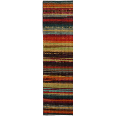Mohawk Home® Boho Stripe Runner Rug