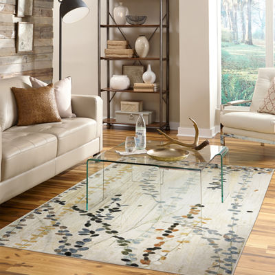 Mohawk Home® Trailing Vines Rectangular Rug