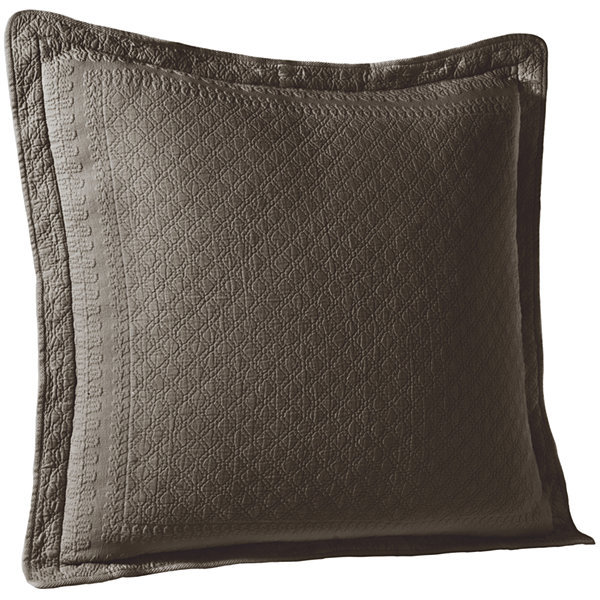 Historic Charleston Collection™ King Charles Matelassé Euro Sham