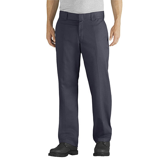 Dickies® FLEX Relaxed Fit Straight Leg Twill Work Pants