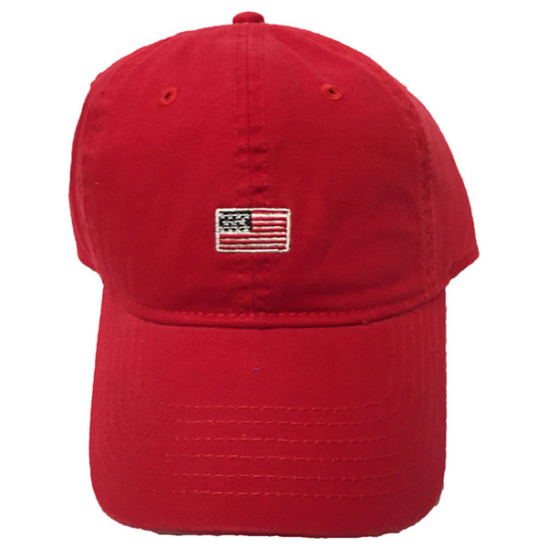 Flag Embroidered Baseball Cap